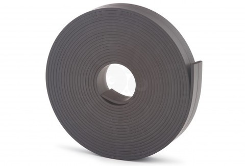 Магнитная лента 12.7 мм, рулон 3м без клеевого слоя (К)