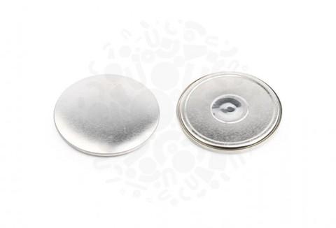 Магнит закатной круглый (неодим) D75мм. (Упаковка 100шт)