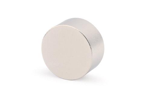 Неодимовый магнит диск Магнит Великан 50х20 мм, N38