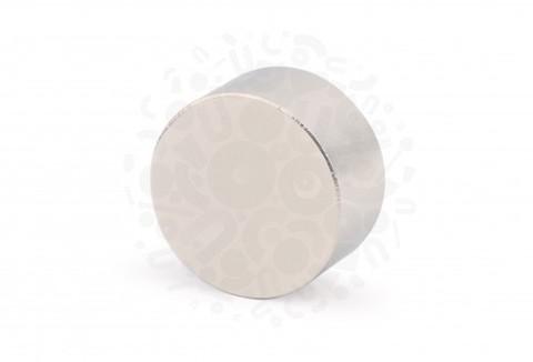 Неодимовый магнит диск 30х15 мм