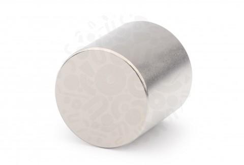 Неодимовый магнит диск 30х30 мм
