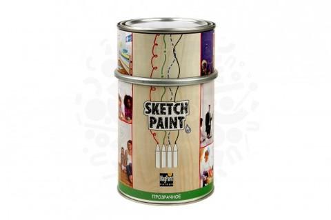 Маркерное покрытие SketchPaint, прозрачное глянцевое, 1 литр, на 8 м²