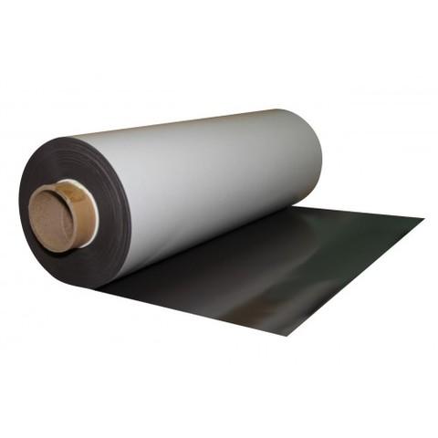 Магнитный винил с ПВХ слоем, рулон 0.62х30 м, толщина 0.4 мм