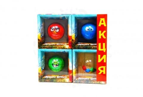 Набор магнитных пазлов Крашики Angry Birds Blue