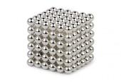 Forceberg Cube - куб из магнитных шариков 5 мм, жемчужный, 216 элементов