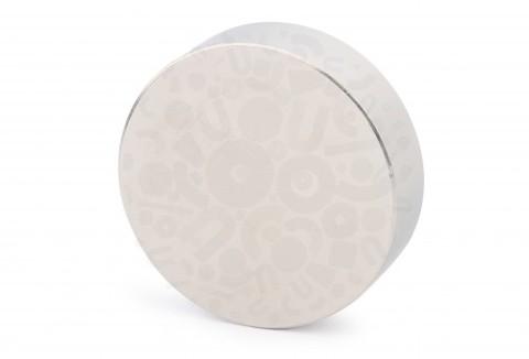Неодимовый магнит диск 70х20 мм