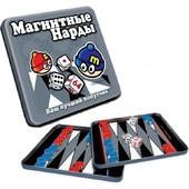 Магнитная игра Нарды MACK ZACK