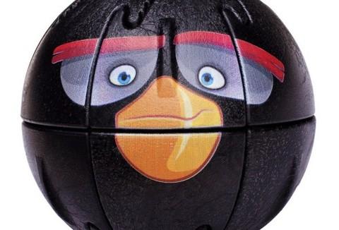 Магнитный пазл Крашик Angry Birds Bomb