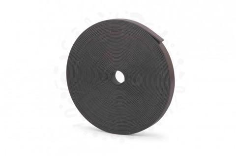 Магнитная лента 12.7 мм, рулон 10м c клеевым слоем США