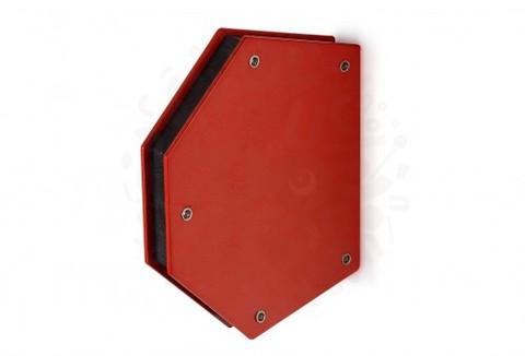 Магнитный держатель для сварки для 6-ти углов. Максимальное усилие 23 кг