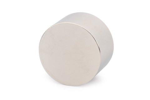 Неодимовый магнит диск Магнит Великан 50х30 мм, N38