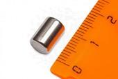 Неодимовый магнит пруток 7х10 мм