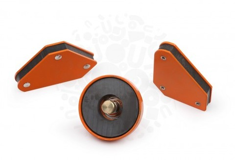 Набор магнитных держателей для сварки, Forceberg