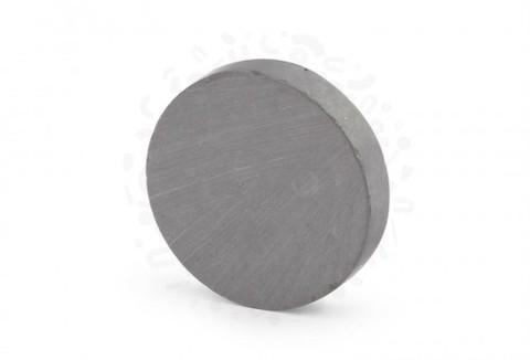 Ферритовый магнит диск 18х3 мм