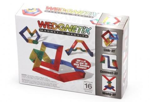 Конструктор WEDGNETIX (16 деталей)