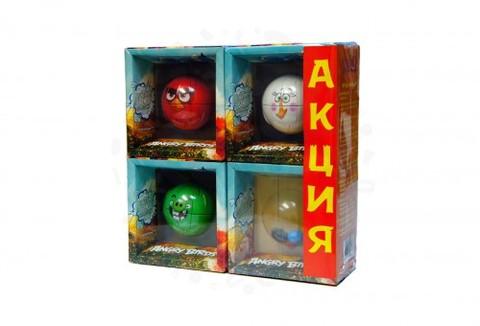 Набор магнитных пазлов Крашики Angry Birds White