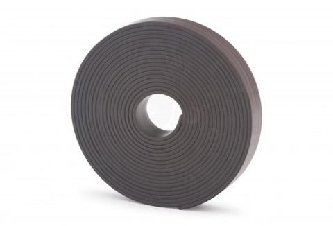 Магнитная лента 12.7 мм, рулон 3м с клеевым слоем