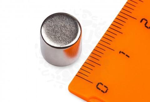 Магниты Hama диск 10х10 мм, 4 шт