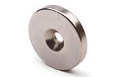 Неодимовый магнит диск 30х5 мм с зенковкой 5.5/10 мм