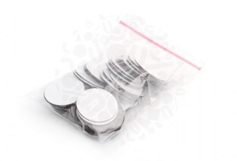 Магнитные наклейки D2.5 см (50 шт.)