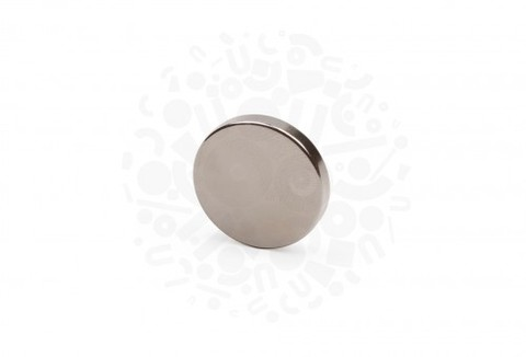 Неодимовый магнит диск 18х3 мм