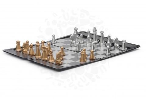 Магнитные шахматы (пластик)