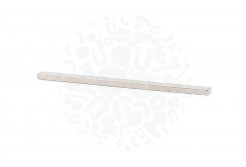 Неодимовый магнит прямоугольник 120х8х4 мм
