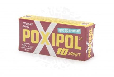 клей POXIPOL(прозрачный)