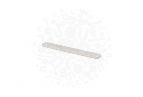 Неодимовый магнит прямоугольник 50х6х2 мм