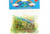 Набор оригинальных разноцветных колечек