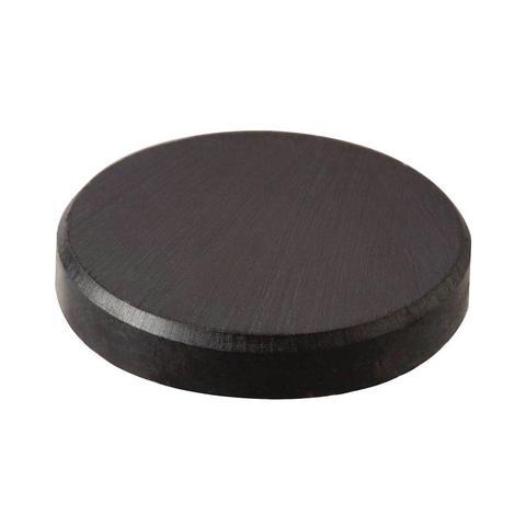 Ферритовый магнит диск 40х7,5 мм