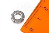 Неодимовый магнит кольцо 10x5x2 мм