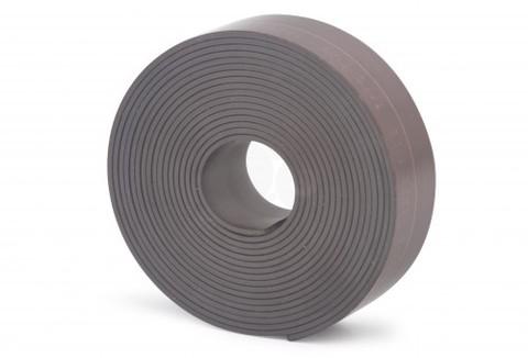 Магнитная лента 25.4 мм, рулон 3м с клеевым слоем