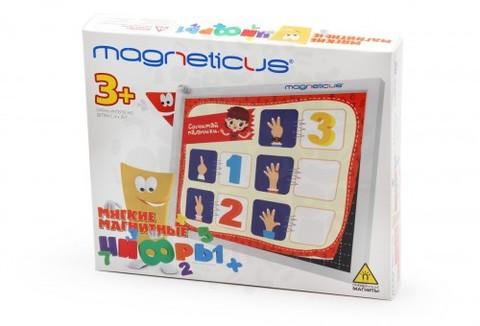 Магнитный набор Учим цифры