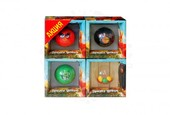 Набор магнитных пазлов Крашики Angry Birds Black