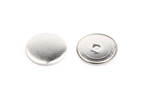 Магнит закатной круглый (неодим) D58мм. (Упаковка 100шт)