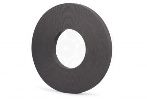 Магнитная лента 12.7 мм, рулон 10м без клеевого слоя (К)