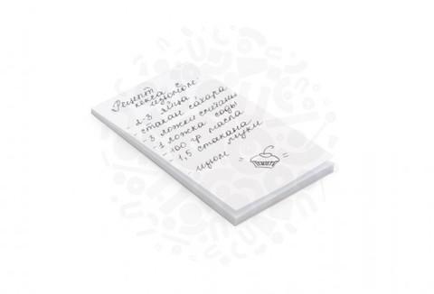 Стандартный блокнот для записи (Упаковка 20шт)