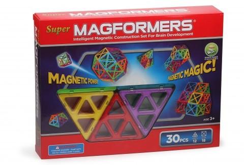 Конструктор Magformers Super 30 элементов