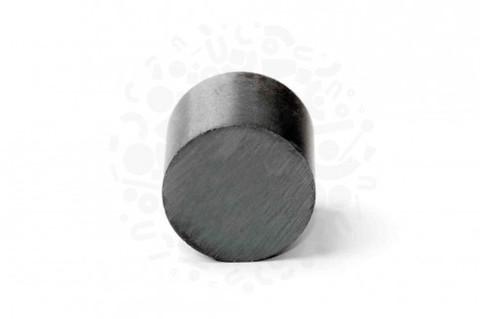 Ферритовый магнит диск 20х17 мм