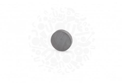 Ферритовый магнит диск 8х2 мм
