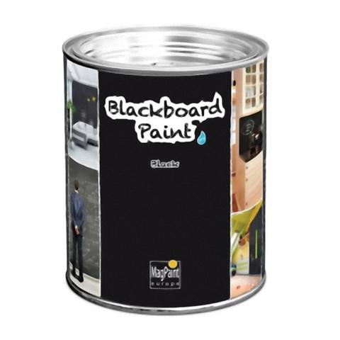 Грифельная краска MagPaint ( 1 литр ), на 5 м²