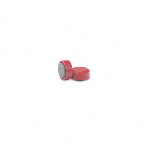 Магнит для досок, D15(красный)