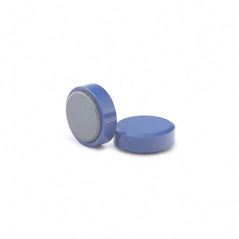 Магнит для досок, D20(синий)