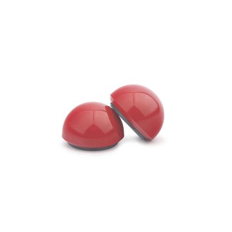Магнит для досок круглый, D30(красный)