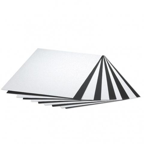 Магнитная бумага А4 (матовая) Упаковка 10 листов