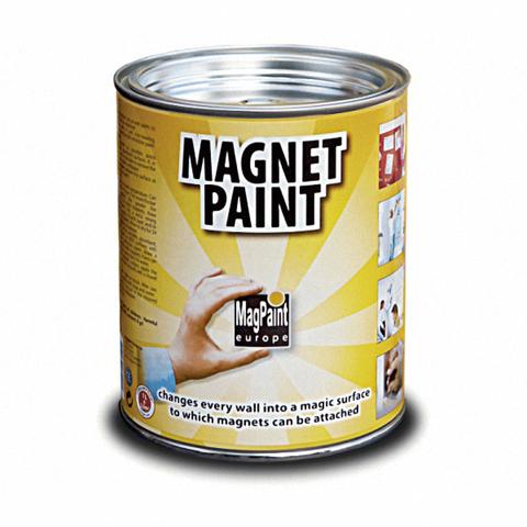 Магнитная краска MagPaint (0,5 литра), на 1 м²