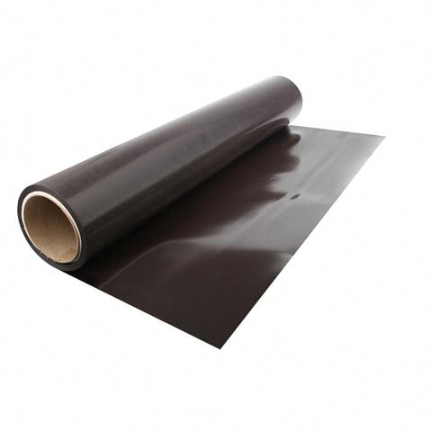 Магнитный винил без клеевого слоя 0,62 x 30 м, толщина 0,9 мм