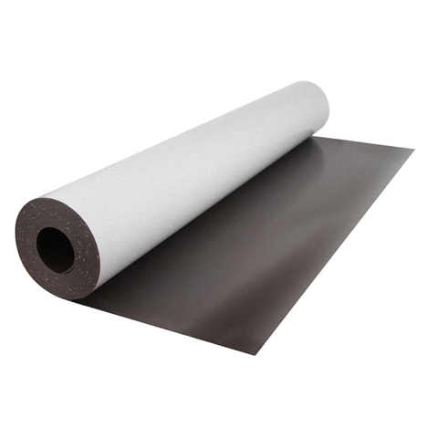 Магнитный винил с клеевым слоем, лист 0.62x1 м, толщина 0.4 мм