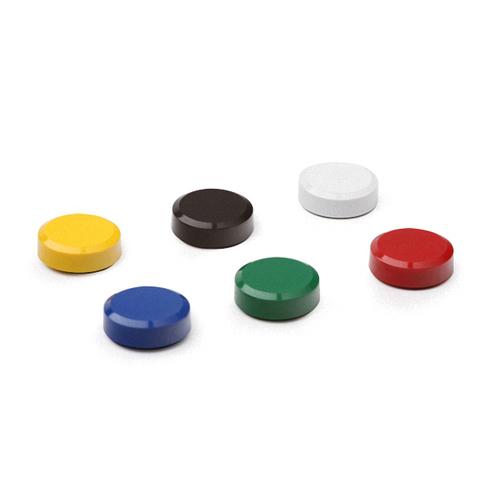 Набор магнитов для досок, D20 (6 шт.)
